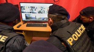 Česká policie (Ilustrační snímek)