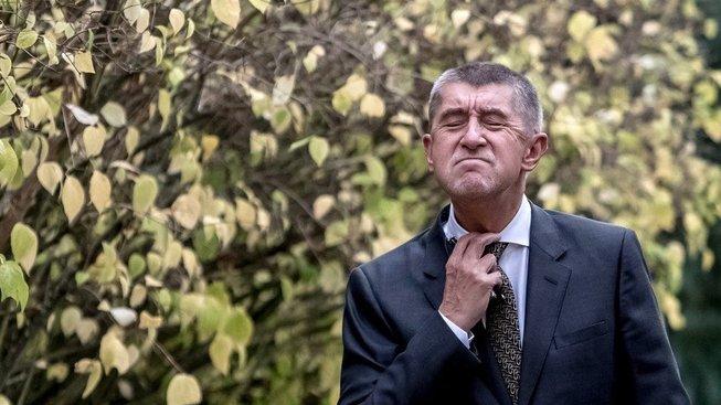 Andrej Babiš se chystá opečovávat zeleň na vládní zahrádce korupcí a střetů zájmů