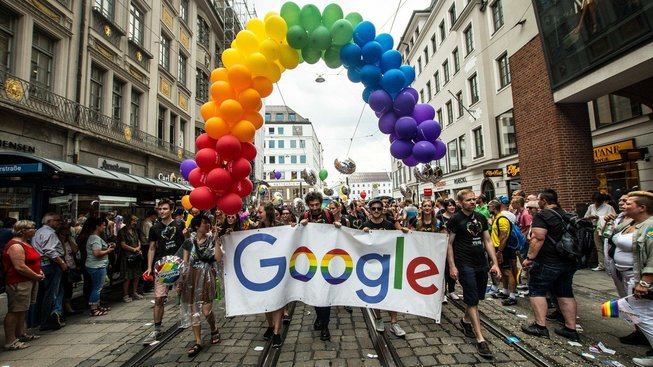Evropská komise trestá Google za zneužití dominantního postavení na trhu (Ilustrační foto)