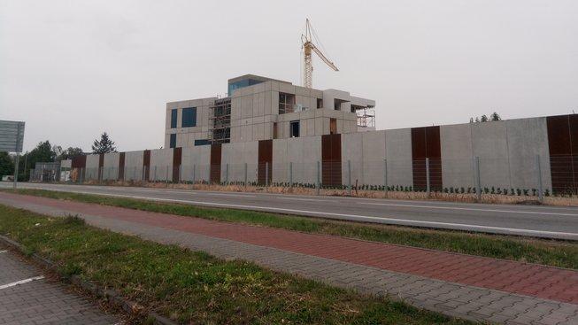 Podle spolku Prostor Prostějov odporuje stavba na Plumlovské územnímu plánu města