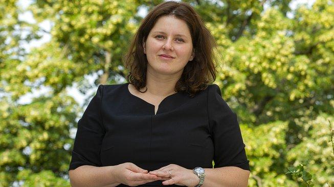 Kandidátka na ministryni Jana Maláčová