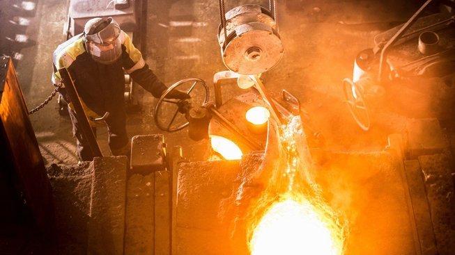 Český průmysl energii příliš nešetří, tvrdí NKÚ (Ilustrační snímek)