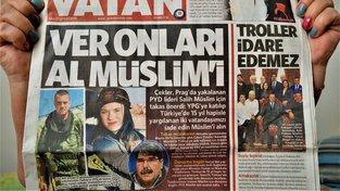 Česká dvojice odsouzená v Turecku už nemá šanci odvolat se proti rozsudku nejvyššího tureckého soudu