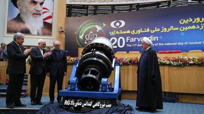 Spojené státy chtějí řešit íránský jaderný program