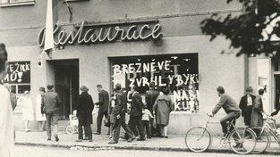 Každý čtvrtý Čech neví, co se dělo v srpnu 1968