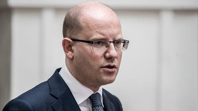 Bohuslav Sobotka (ČSSD) mluvil před sněmovní vyšetřovací komisí tři a půl hodiny