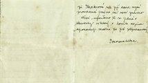 Udavačské dopisy protektorátní policii a gestapu
