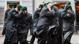 Německá armáda se potýká s nedostatkem personálu i s technikou