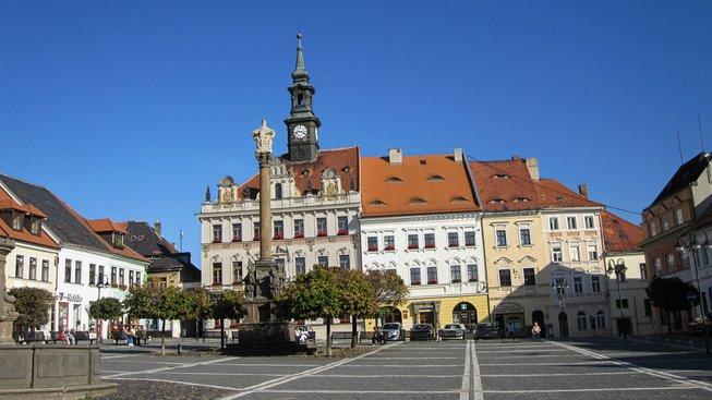 Založení České lípy se připisuje Jindřichu z Lipé