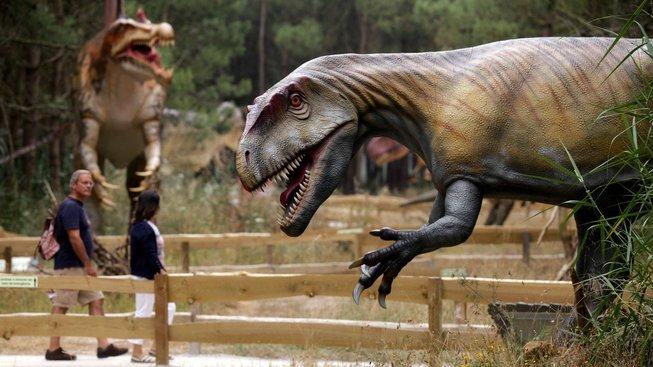 V samozvané metropoli dinosaurů Lourinhě vznikl tematický park