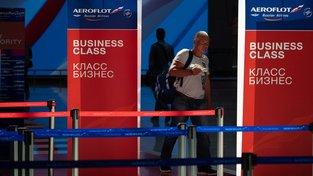 Nové protiruské sankce můžou znamenat konec letů ruské společnosti Aeroflot do USA