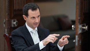 Česká velvyslankyně vyjednala propuštění držených Němců přímo u syrského prezidenta Bašára Asada