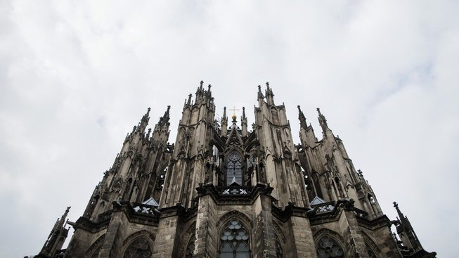 Katedrála v Kolíně nad Rýnem