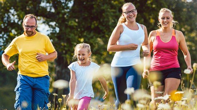 S pohybem se zlepší fyzička i psychická pohoda. Začněte se hýbat s příspěvkem od ČPZP