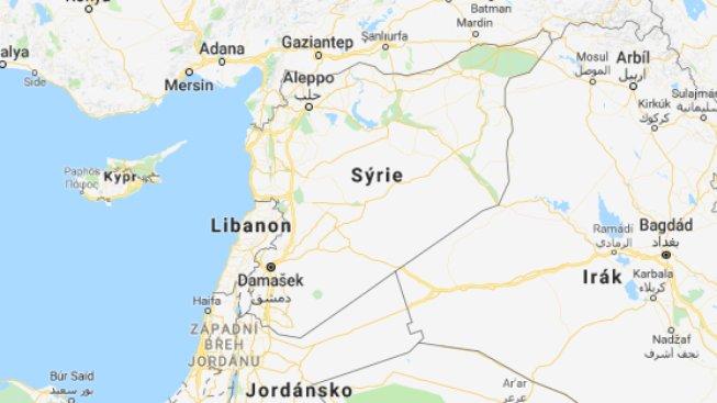 mapa-syrie