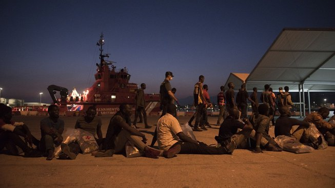 Německo se chystá vracet migranty do zemí EU, kde požádali o azyl