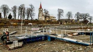 Sucho zasáhlo už 92 procent území ČR (Ilustrační snímek)