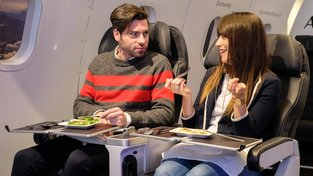 """V letadle už se """"zadarmo"""" nenajíme..."""