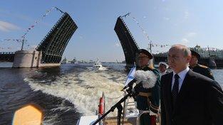 I při masivním vojenském cvičení  v září se počítá s účastí prezidenta Vladimira Putina