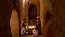 Podzemní labyrint v Arménii