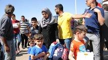 Návrat syrských uprchlíků