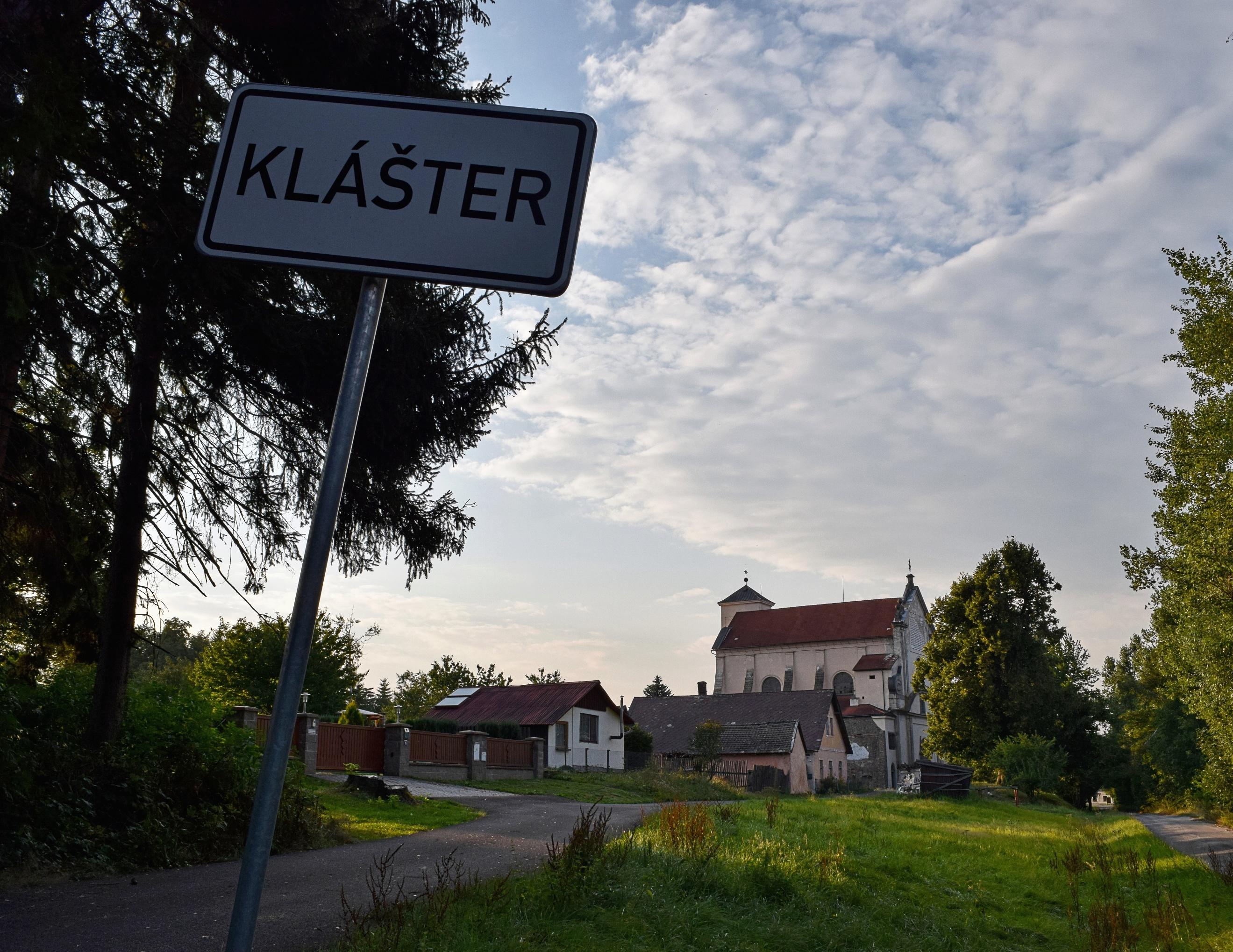 Hrad Landštejn a Klášter u Nové Bystřice