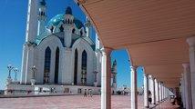 Tatarstánská metropole Kazaň