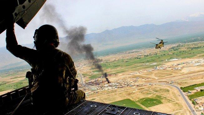 Američané bojují v Afghánistánu od roku 2001
