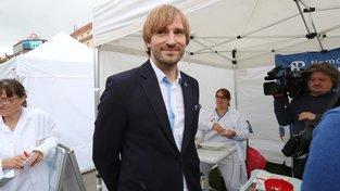 Ministr zdravotnictví Adam Vojtěch