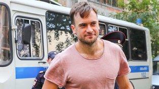 Exvůdce Pussy Riot Pjotr Verzilov