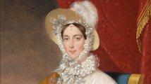 Byla poslední českou korunovanou královnou. Proč před svou svatbou plakala?