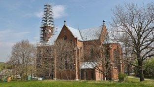 Kostel Nanebevzetí Panny Marie v Liptani