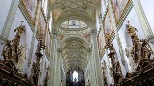 Chrámový strop