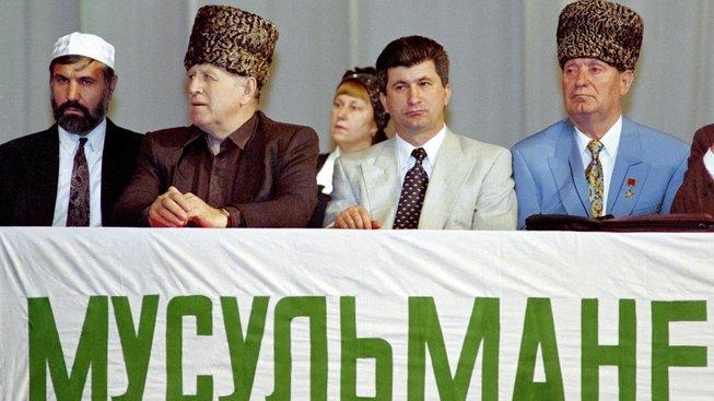 Ruští muslimové