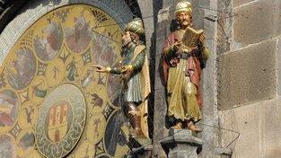 Pražský orloj, ilustrační snímek