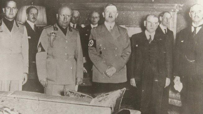 Mnichov, 1938