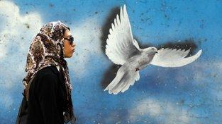 Unijní záchranná mise v Íránu selhává. Ilustrační snímek