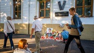 Lidé si v srpnu v Bratislavě připomněli půroční výročí tragédie