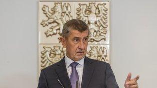 Premiér Andrej Babiš čelí podezření z možného střetu zájmů