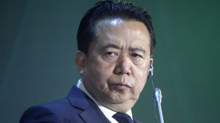Šéf Interpolu Meng Chung-wej