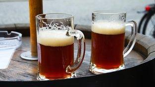 Cyklisté si možná v budoucnu moci dopřát trochu piva