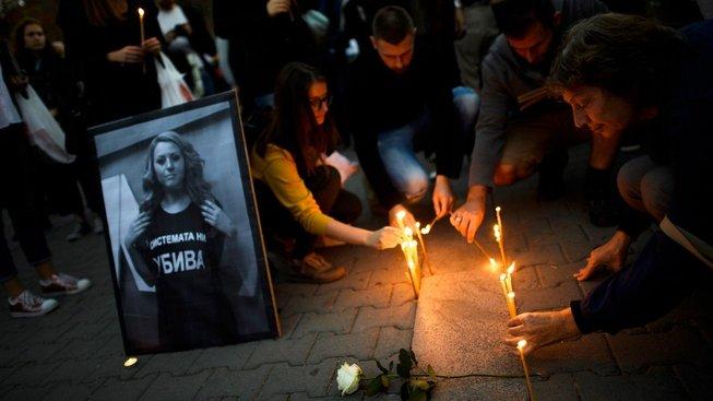 Zavražděná novinářka se zabývala korupčními kauzami