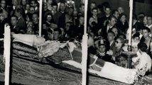 Papežova smrt poprvé živě