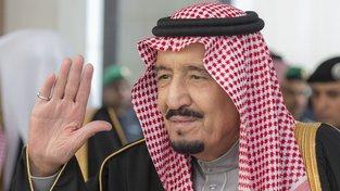 Král Salmán bin Abd al-Azíz