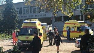 Výbuch ve škole nepřežilo 13 lidí