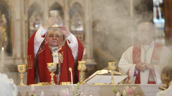 Podporu Petru Piťhovi vyjádřil také pražský arcibiskup a předseda České biskupské konference Dominik Duka