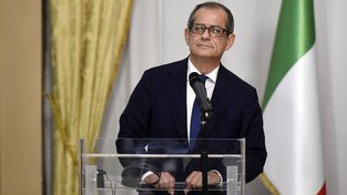 Italský ministr financí Giovanni Tria poslal Evropské komisi dopis