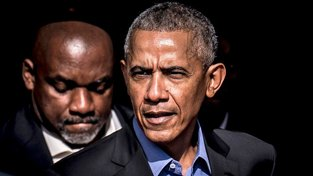 Cílem útoku se měl stát i exprezident USA Barack Obama