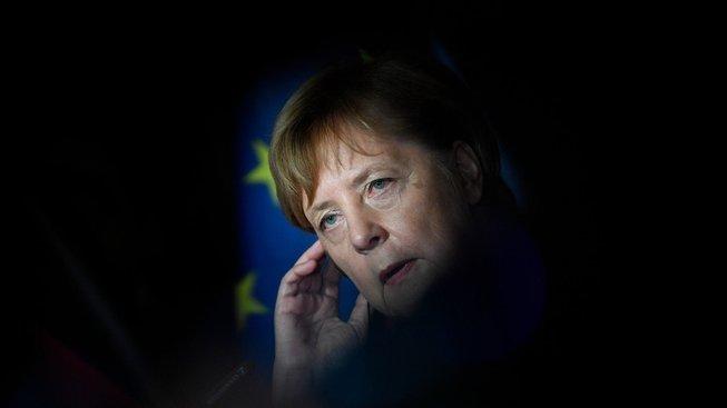 Německá kancléřka Angela Merkelová nebude znovu kandidovat na šéfku CDU