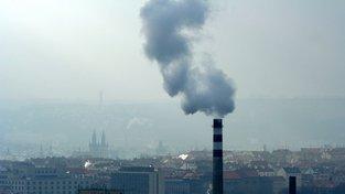 V Česku znečištění ovzduší zabije až jedenáct tisíc lidí ročně